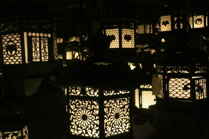 night-lanterns